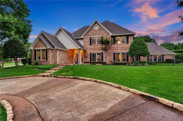 3304 Park View Court, Colleyville, TX 76034 (MLS #14108896) :: The Tierny Jordan Network