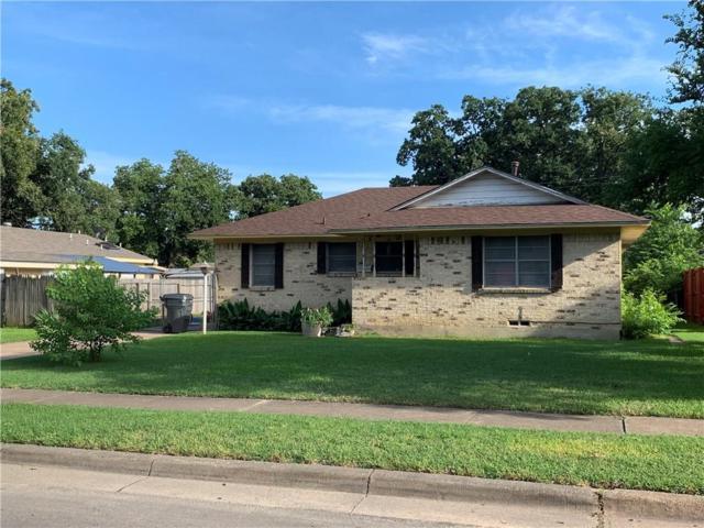 8242 Old Homestead Drive, Dallas, TX 75217 (MLS #14108925) :: Vibrant Real Estate
