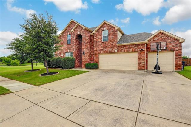 11816 Moorhen Circle, Fort Worth, TX 76244 (MLS #14108970) :: RE/MAX Town & Country