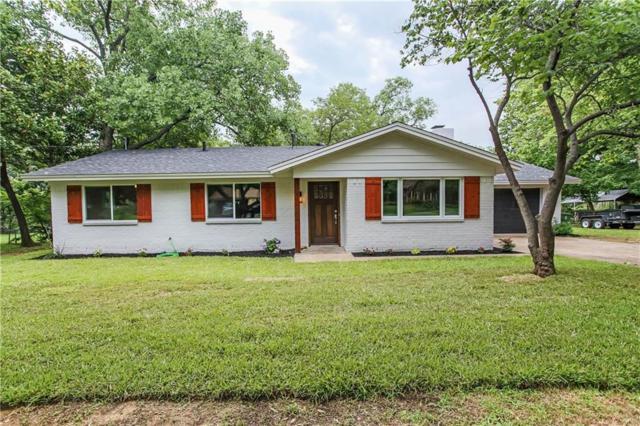 3612 Lakeview Drive, Grapevine, TX 76051 (MLS #14108973) :: The Tierny Jordan Network