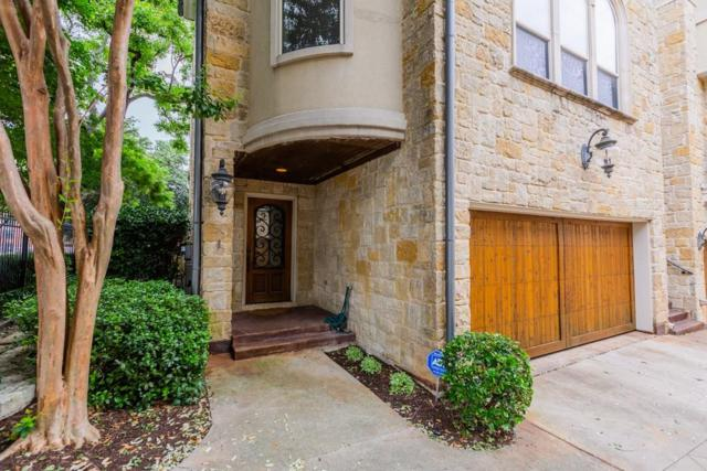 3907 Cole Avenue #1, Dallas, TX 75204 (MLS #14109010) :: Team Hodnett