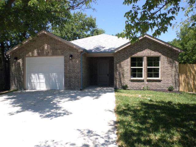 613 20th Street, Grand Prairie, TX 75051 (MLS #14109024) :: The Tierny Jordan Network