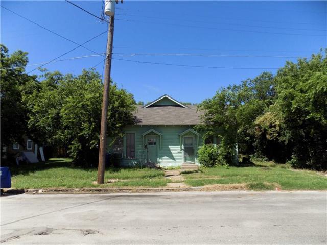 1309 1st Street, Brownwood, TX 76801 (MLS #14109037) :: The Hornburg Real Estate Group
