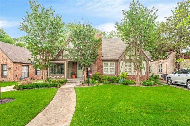 3313 Park Ridge Boulevard, Fort Worth, TX 76109 (MLS #14109047) :: The Real Estate Station