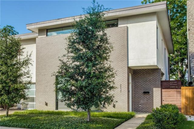 2237 Madera Street, Dallas, TX 75206 (MLS #14109054) :: The Hornburg Real Estate Group