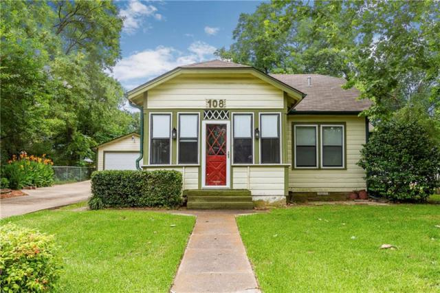 108 Woodland Street, Malakoff, TX 75148 (MLS #14109060) :: The Real Estate Station
