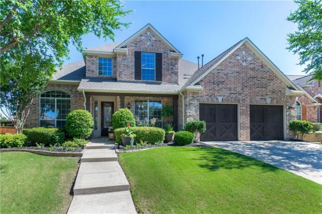 541 Hunter Street, Lantana, TX 76226 (MLS #14109114) :: The Heyl Group at Keller Williams