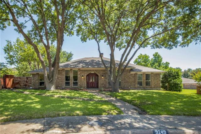 9249 Windy Crest Drive, Dallas, TX 75243 (MLS #14109145) :: Performance Team