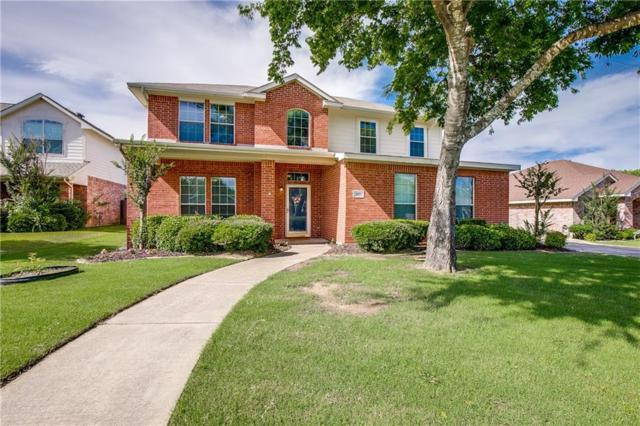 107 Redwood, Terrell, TX 75160 (MLS #14109187) :: The Heyl Group at Keller Williams