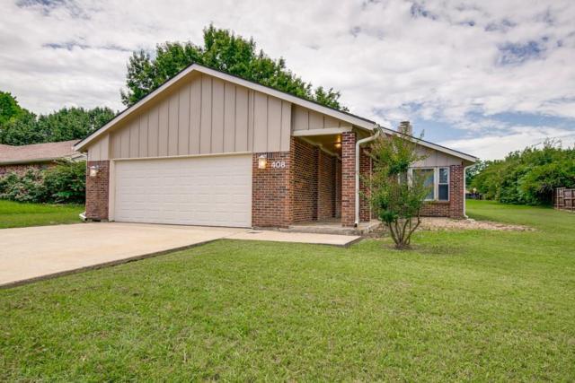 408 Scenic Drive, Heath, TX 75032 (MLS #14109204) :: The Heyl Group at Keller Williams