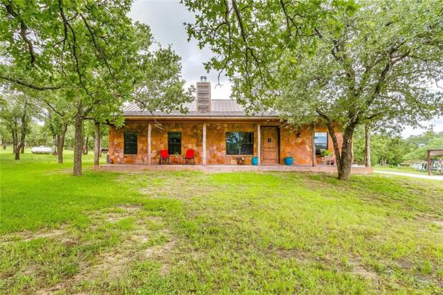1698 Russell Bend Road, Weatherford, TX 76088 (MLS #14109311) :: The Heyl Group at Keller Williams