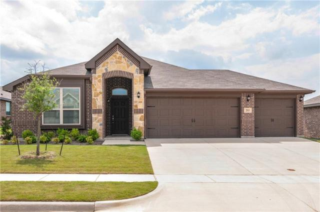 2513 Weatherford Heights Drive, Weatherford, TX 76087 (MLS #14109320) :: RE/MAX Town & Country