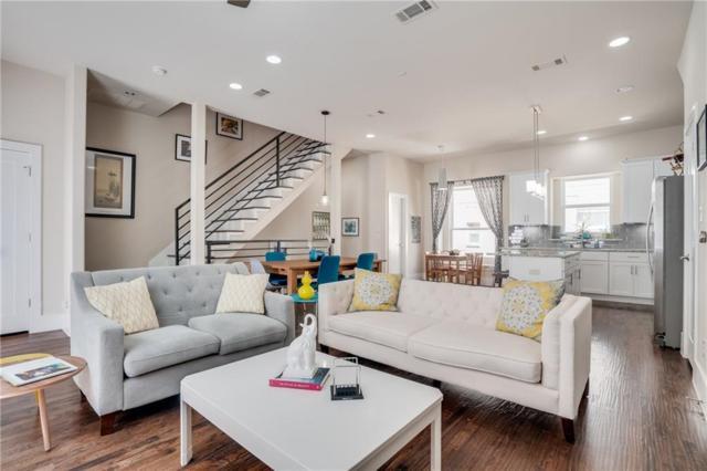 5814 Bryan Parkway #20, Dallas, TX 75206 (MLS #14109346) :: Van Poole Properties Group