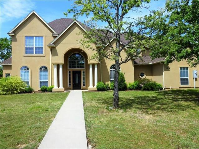 124 Parkers Court, Runaway Bay, TX 76426 (MLS #14109366) :: The Heyl Group at Keller Williams