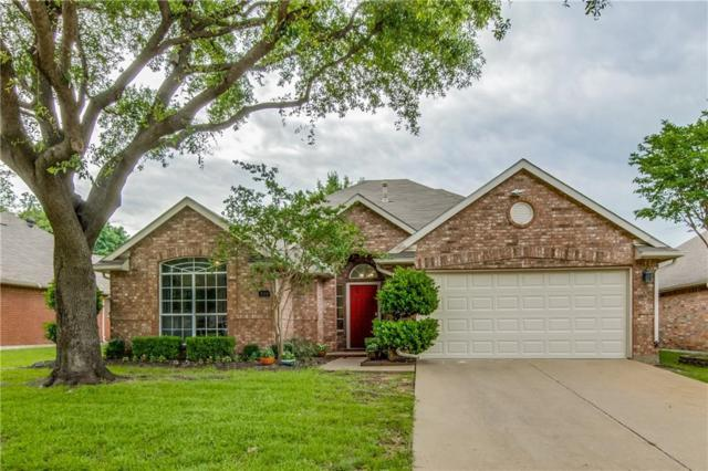 804 Wood Duck Way, Flower Mound, TX 75028 (MLS #14109446) :: Kimberly Davis & Associates