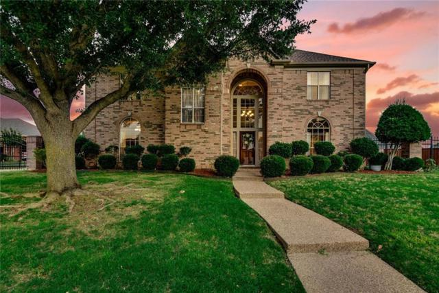 1402 Wheeler Drive, Mansfield, TX 76063 (MLS #14109449) :: Tenesha Lusk Realty Group