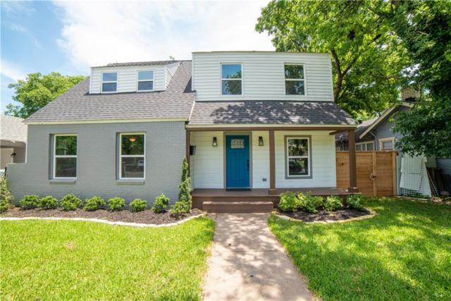 610 Hollywood Avenue, Dallas, TX 75208 (MLS #14109457) :: RE/MAX Town & Country