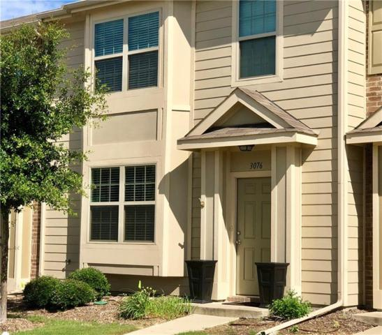 3076 Peyton Brook Drive, Fort Worth, TX 76137 (MLS #14109459) :: The Hornburg Real Estate Group