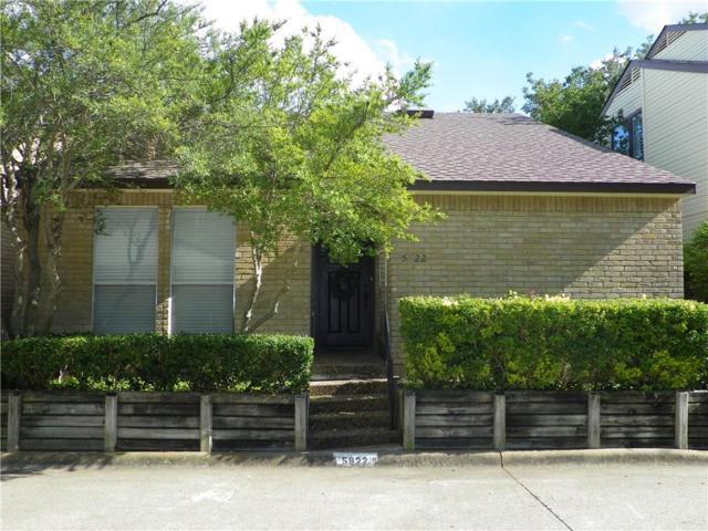 5822 Preston Valley Drive, Dallas, TX 75240 (MLS #14109469) :: RE/MAX Landmark