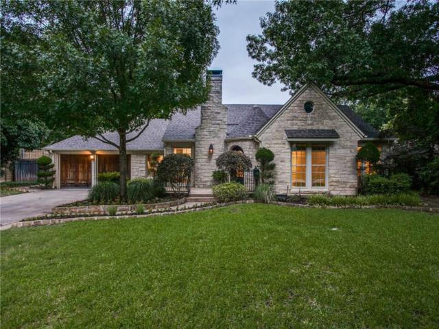 9418 Hermosa Drive, Dallas, TX 75218 (MLS #14109511) :: Robbins Real Estate Group