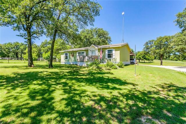 8639 Old Springtown Road, Springtown, TX 76082 (MLS #14109602) :: The Heyl Group at Keller Williams