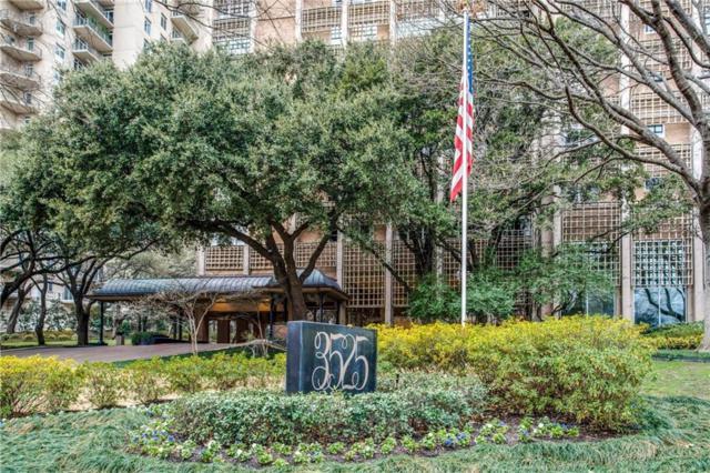 3525 Turtle Creek Boulevard 11D, Dallas, TX 75219 (MLS #14109673) :: Team Hodnett