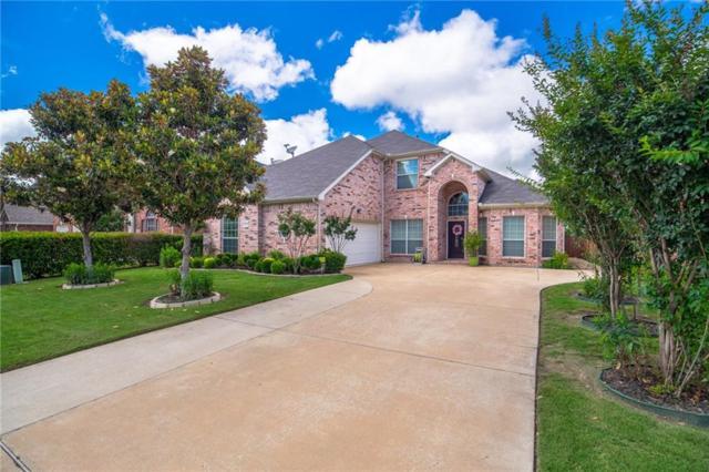 2732 Gillespie Court, Grand Prairie, TX 75052 (MLS #14109696) :: RE/MAX Town & Country