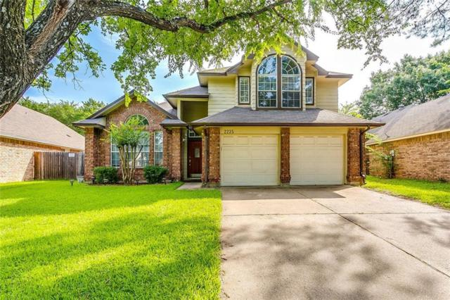 2235 Chapel Downs Drive, Arlington, TX 76017 (MLS #14109756) :: Kimberly Davis & Associates