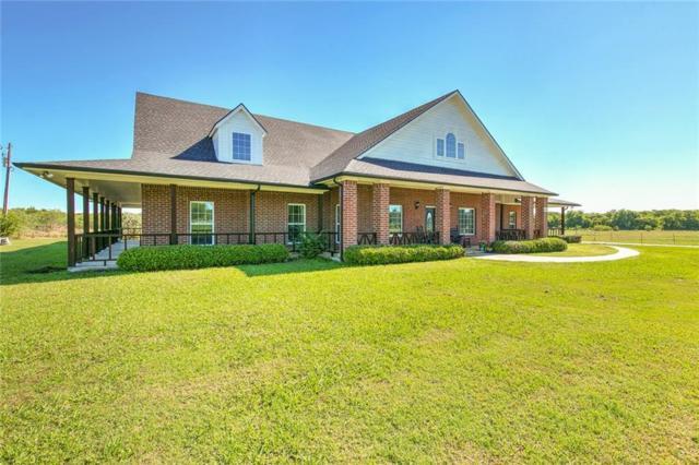 649 Arrowhead Road, Cleburne, TX 76031 (MLS #14109804) :: The Heyl Group at Keller Williams