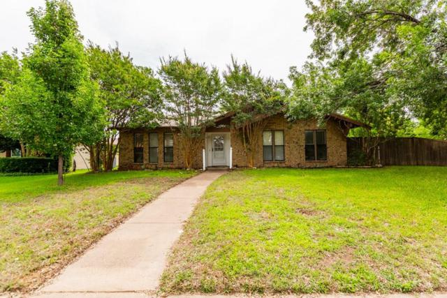 3200 Castle Drive, Plano, TX 75074 (MLS #14109814) :: The Good Home Team