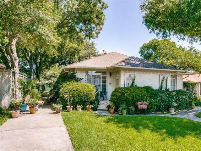 6209 Saint Moritz Avenue, Dallas, TX 75214 (MLS #14109827) :: Robbins Real Estate Group