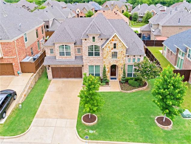 308 Bachman Creek Drive, Mckinney, TX 75072 (MLS #14109877) :: RE/MAX Town & Country