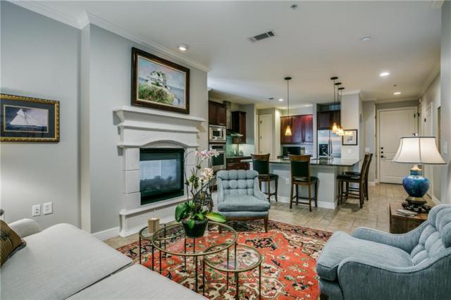 8616 Turtle Creek Boulevard #401, Dallas, TX 75225 (MLS #14109904) :: Robbins Real Estate Group