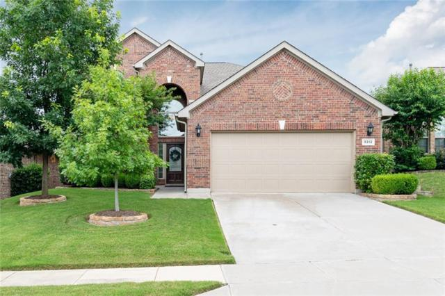 3312 Lone Brave Drive, Fort Worth, TX 76244 (MLS #14109914) :: The Tierny Jordan Network