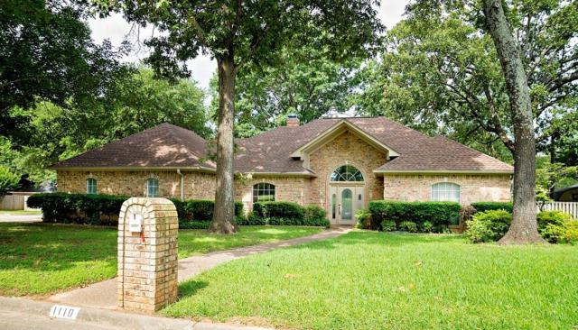 1110 Lonnie Drive, Athens, TX 75751 (MLS #14109916) :: The Heyl Group at Keller Williams