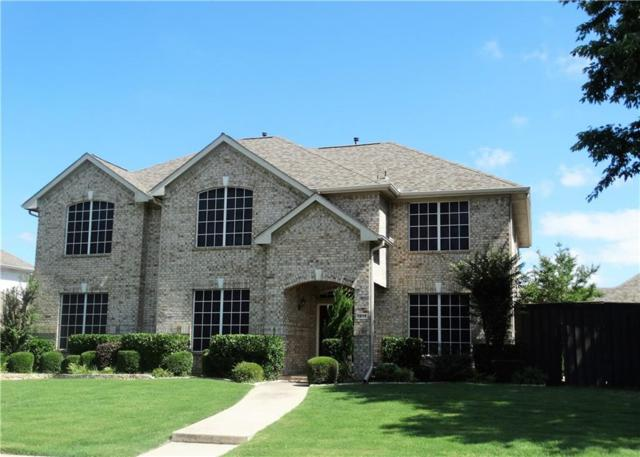 1217 Tralee Lane, Garland, TX 75044 (MLS #14109926) :: RE/MAX Town & Country