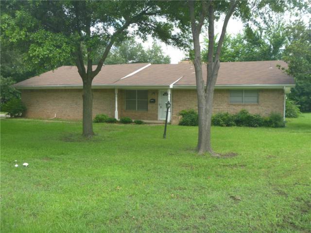 1417 Oak Hills Drive, Graham, TX 76450 (MLS #14110004) :: Team Tiller