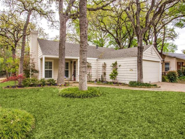 328 Eastwood Avenue, Fort Worth, TX 76107 (MLS #14110005) :: The Tierny Jordan Network
