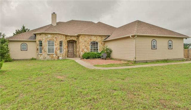 14901 Mitchell Bend Court, Granbury, TX 76048 (MLS #14110039) :: RE/MAX Town & Country