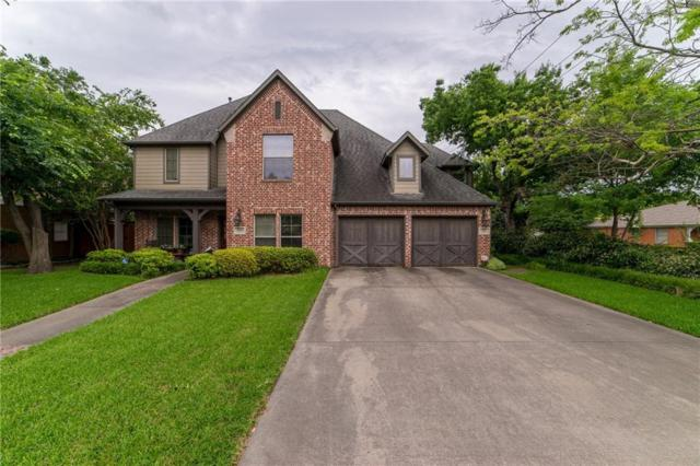 5502 Anita Street, Dallas, TX 75206 (MLS #14110067) :: The Hornburg Real Estate Group