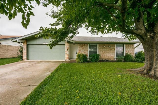 513 Woodcrest Way, Forney, TX 75126 (MLS #14110084) :: The Heyl Group at Keller Williams