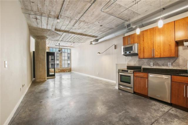 1122 Jackson Street #817, Dallas, TX 75202 (MLS #14110130) :: Van Poole Properties Group