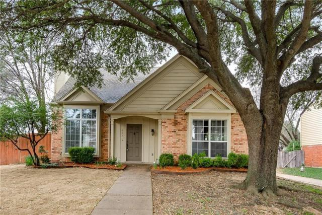601 Hightrail Drive, Allen, TX 75002 (MLS #14110136) :: RE/MAX Town & Country