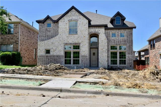 11611 Jasper Drive, Frisco, TX 75035 (MLS #14110158) :: Kimberly Davis & Associates