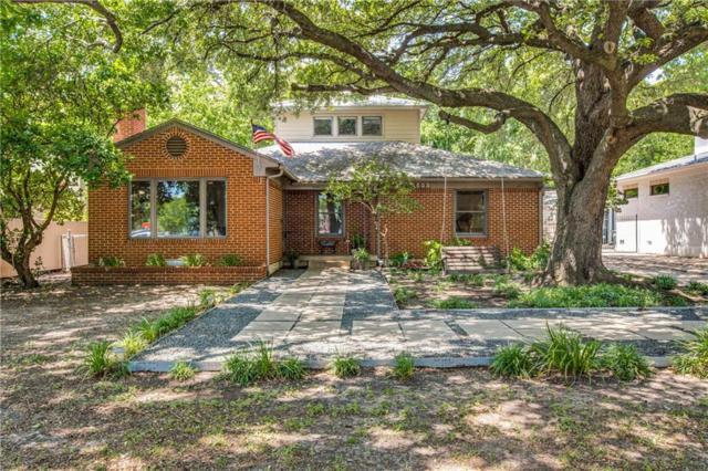 4503 Pomona Road, Dallas, TX 75209 (MLS #14110199) :: The Heyl Group at Keller Williams