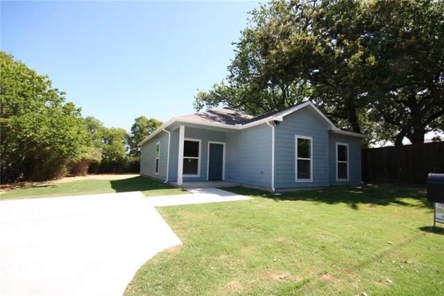 1117 Paisley Street, Denton, TX 76209 (MLS #14110219) :: HergGroup Dallas-Fort Worth