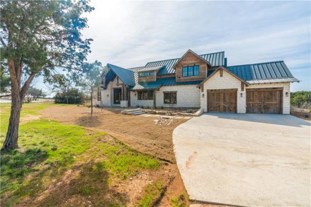 1110 Cascade Lane, Graford, TX 76449 (MLS #14110238) :: RE/MAX Town & Country