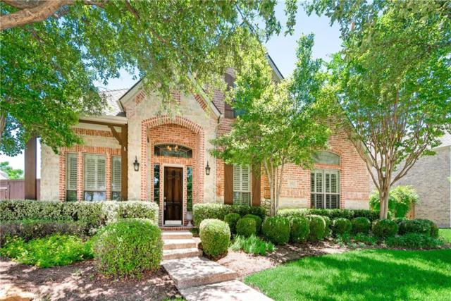 4522 Haverford Drive, Frisco, TX 75034 (MLS #14110257) :: RE/MAX Town & Country