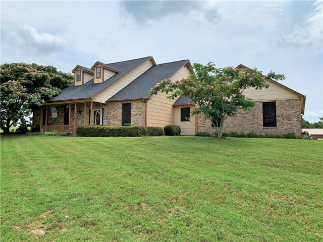 7593 Ranch Road, Athens, TX 75751 (MLS #14110275) :: Century 21 Judge Fite Company