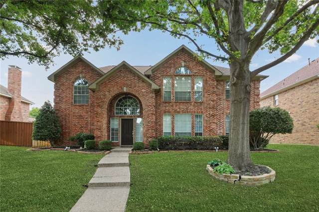 4313 Brady Drive, Plano, TX 75024 (MLS #14110281) :: Camacho Homes